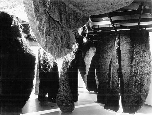 the life and times of magdalena abakanowicz